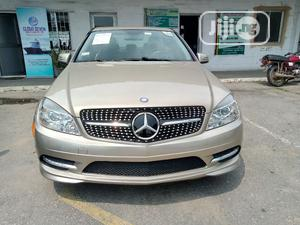 Mercedes-Benz C300 2010 Gold   Cars for sale in Lagos State, Apapa