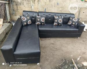 L-Shape Sofa   Furniture for sale in Lagos State, Isolo