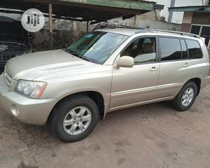 Toyota Highlander 2002 Gold | Cars for sale in Anambra State, Onitsha