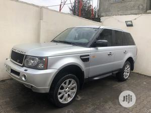 Land Rover Range Rover Sport 2007 HSE 4x4 (4.4L 8cyl 6A) Silver | Cars for sale in Lagos State, Lekki