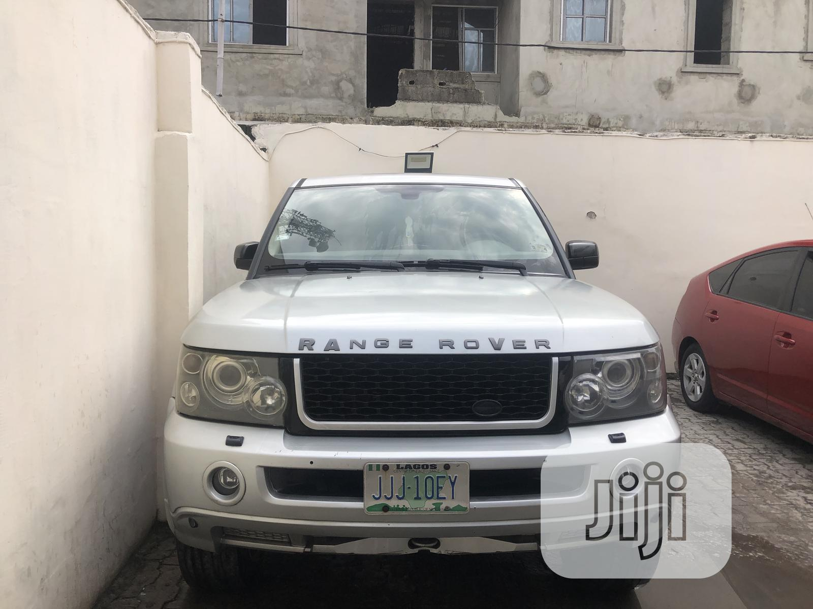Land Rover Range Rover Sport 2007 HSE 4x4 (4.4L 8cyl 6A) Silver | Cars for sale in Lekki, Lagos State, Nigeria