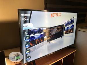 50 Inch 4K UHD Hisense Smart TV | TV & DVD Equipment for sale in Abuja (FCT) State, Gwarinpa