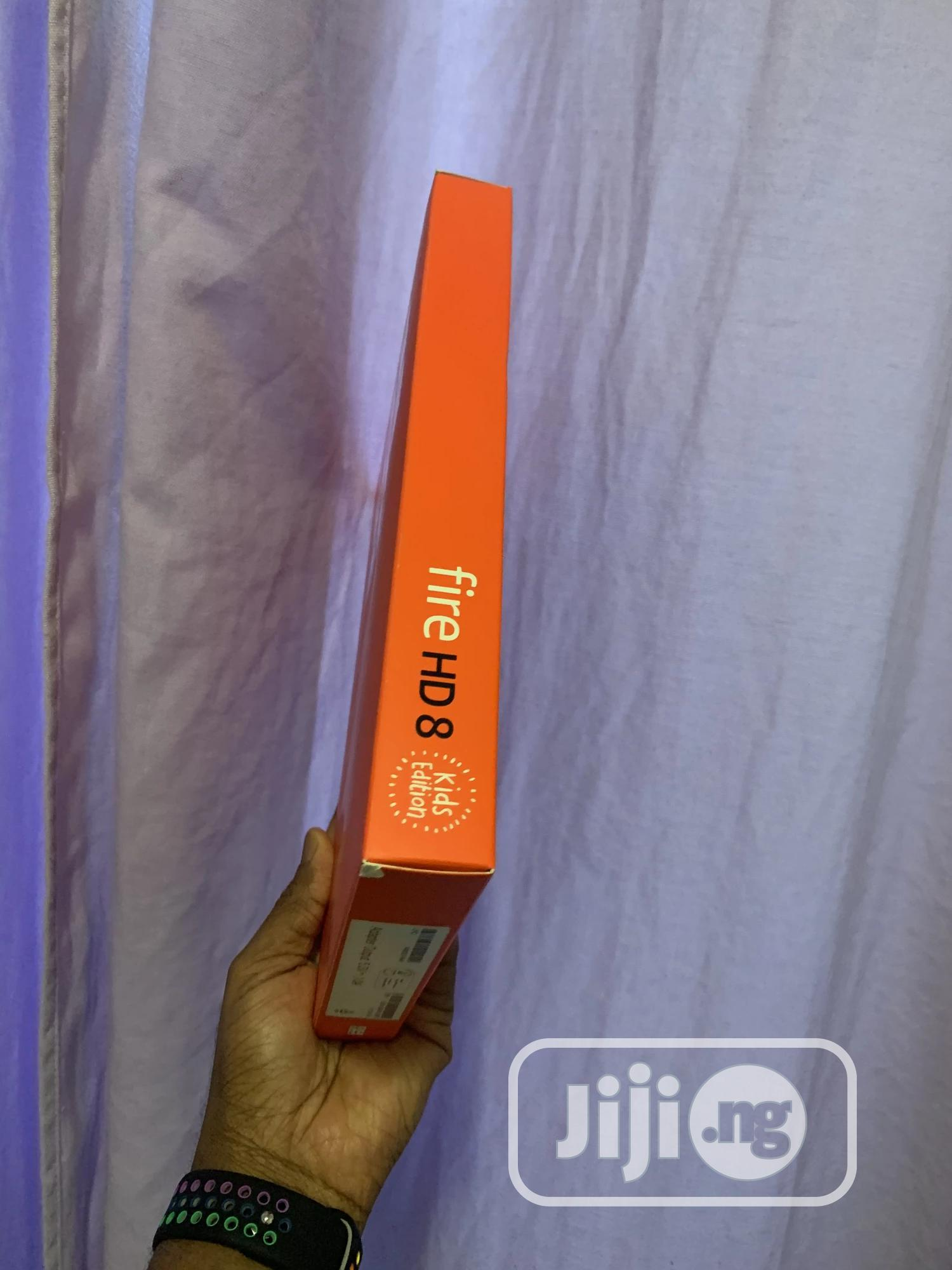 New Amazon Fire HD 8 (2020) 32 GB Pink   Tablets for sale in Lekki, Lagos State, Nigeria
