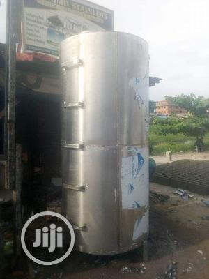 Water Treatment Plant Stainless Tank 16inches And 24inches | Manufacturing Equipment for sale in Lagos State, Orile