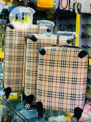 Unique Burberry Travelling Box By 3   Bags for sale in Lagos State, Lagos Island (Eko)
