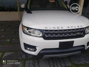Land Rover Range Rover Sport 2014 White   Cars for sale in Lagos State, Victoria Island