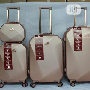 Unique Assoda Travelling Luggage Set of 4 | Bags for sale in Lagos State, Lagos Island (Eko)