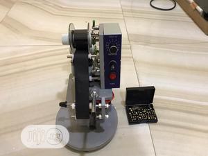 Semi Automatic Coding Machine   Manufacturing Equipment for sale in Lagos State, Amuwo-Odofin