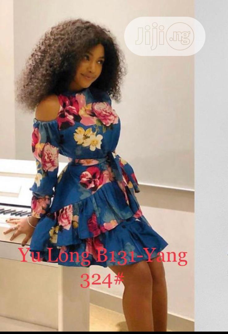 Archive: Trending Female Flare Gown