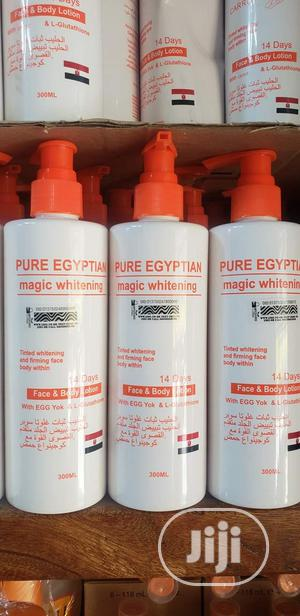 Pure Egyptian Magic Whitening Lotion | Skin Care for sale in Lagos State, Ikeja