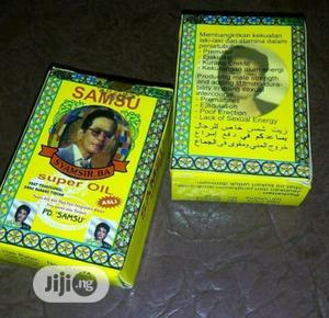 Samsu Delay Oil for Men Last Longer   Sexual Wellness for sale in Abuja (FCT) State, Mbora