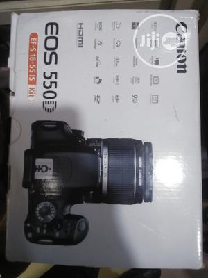 CANON EOS 550D Professional Camera | Photo & Video Cameras for sale in Lagos State, Ikeja
