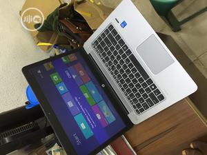 Laptop HP EliteBook 1040 4GB Intel Core I5 SSD 128GB   Laptops & Computers for sale in Lagos State, Ikeja