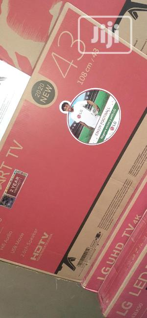 """43"""" Smart LG Television   TV & DVD Equipment for sale in Rivers State, Port-Harcourt"""