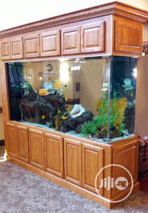 Standing Aquarium | Fish for sale in Lagos State, Surulere