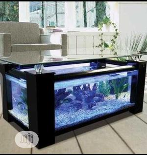 Center Table Aquarium Of All Kinds Available | Fish for sale in Lagos State, Surulere