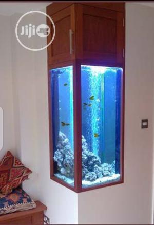 Wall Aquarium Of All Kinds Available Now | Fish for sale in Lagos State, Surulere