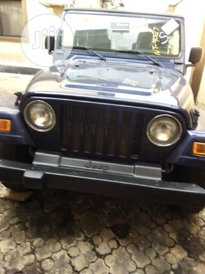 Jeep Wrangler 2006 Blue | Cars for sale in Lagos State, Ikeja