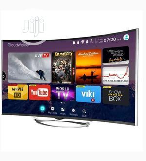 Polystar 43 Inch Full HD Android Smart Curved LED TV Netflix | TV & DVD Equipment for sale in Abuja (FCT) State, Lokogoma