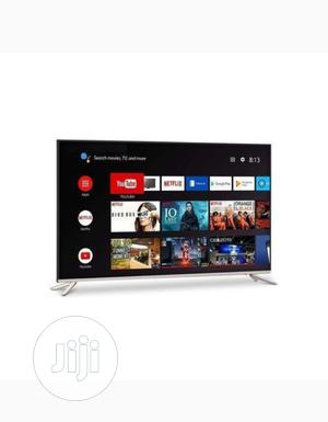 """Polystar 43"""" Smart Television With TV Guard 