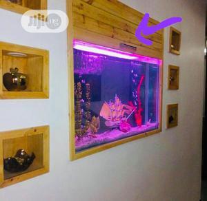 Wall Aquarium | Fish for sale in Lagos State, Surulere