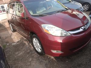 Toyota Sienna 2006 XLE Limited AWD Red | Cars for sale in Lagos State, Apapa