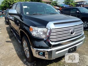 Toyota Tundra 2016 Black   Cars for sale in Lagos State, Apapa