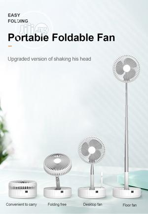 Portable Foldable Fan   Home Appliances for sale in Lagos State, Alimosho