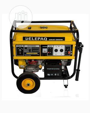 Elepaq 10kva Key Start Generator SV22000E2 100% Copper | Electrical Equipment for sale in Abuja (FCT) State, Maitama