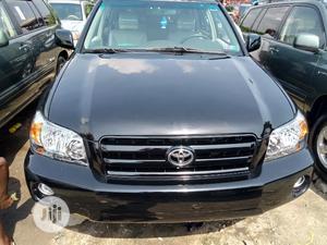 Toyota Highlander 2005 Black   Cars for sale in Lagos State, Apapa