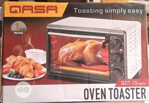19 Liter QASA Oven Toaster | Kitchen Appliances for sale in Lagos State, Lagos Island (Eko)