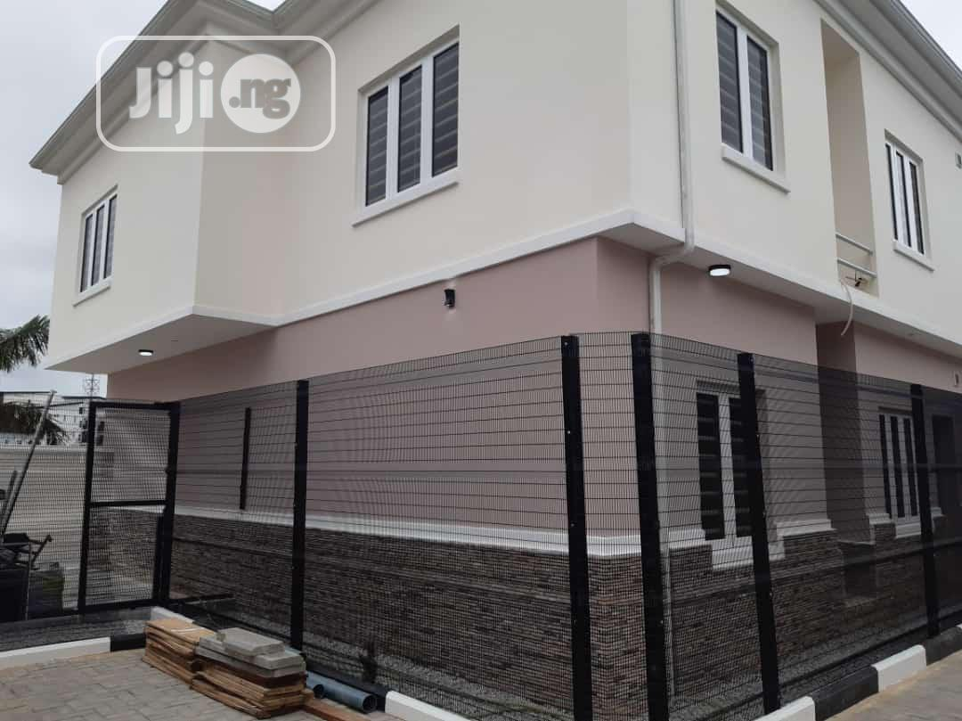 Archive: Newly Built 4 Bedroom Duplex In An Estate Ajah For Sale