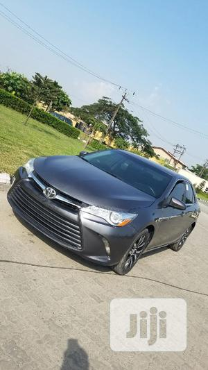 Toyota Camry 2015 Gray | Cars for sale in Lagos State, Lekki