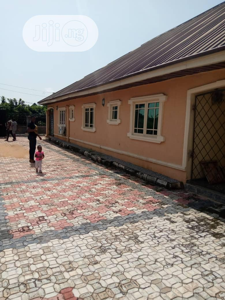 Brand New 2bedroom Flat With Pop Location Amagba To Let