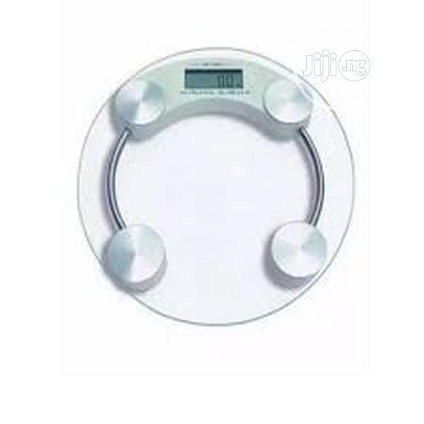 Archive: Personal Digital Weighing Scale