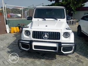 Mercedes-Benz G-Class 2015 White   Cars for sale in Lagos State, Ajah