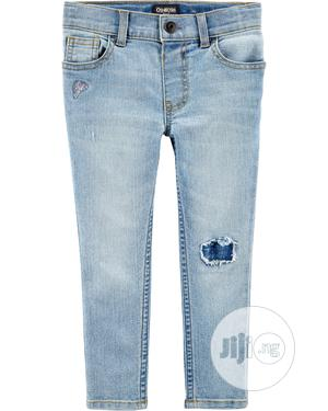 Rip-And-Repair Skinny Jeans | Children's Clothing for sale in Lagos State, Ajah