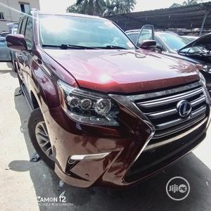 Lexus GX 2014 460 Luxury Red   Cars for sale in Lagos State, Apapa
