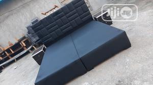Padded Bed Frame With Double Side Drawer | Furniture for sale in Lagos State, Ojo