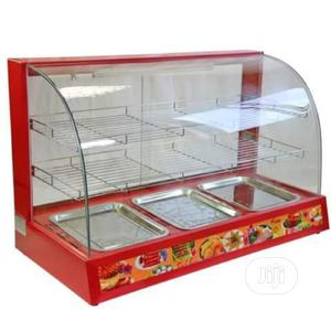 Brand New Food And Snacks Warmer Display Showcase | Restaurant & Catering Equipment for sale in Lagos State, Amuwo-Odofin