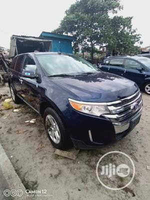 Ford Edge 2012 SE 4dr FWD (3.5L 6cyl 6A) Blue | Cars for sale in Lagos State, Apapa