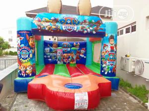 Paw Patrol Bouncing Castle Party Size Popcorn Candy Floss | Party, Catering & Event Services for sale in Lagos State, Lekki