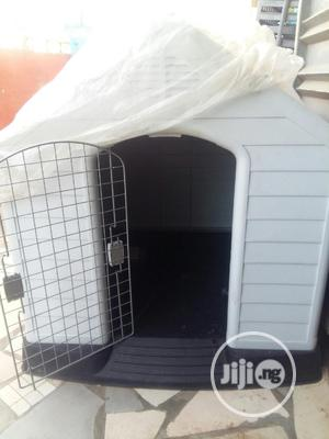 Pet Dog In Door House | Pet's Accessories for sale in Lagos State, Agege