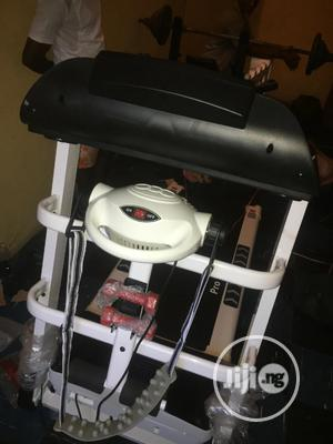 3hp Treadmill With Massager, Dumbell, Youtube,Touch Screen | Sports Equipment for sale in Lagos State, Badagry