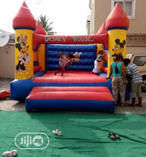 Mickey Mouse Bouncing Castle. Party Size | Party, Catering & Event Services for sale in Lagos State, Lekki