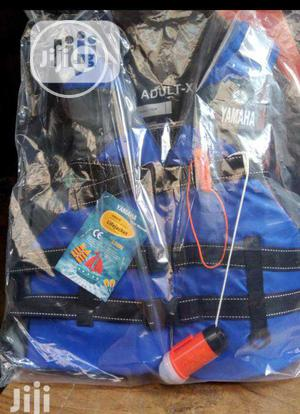 Yahama Quality Life Jacket With Emergency Touch Light.   Safetywear & Equipment for sale in Lagos State, Mushin