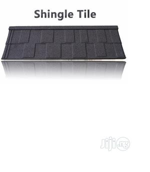 Shingle Metal Stone Coated Roofing Tiles For Quick Sale Now   Building Materials for sale in Lagos State, Ajah
