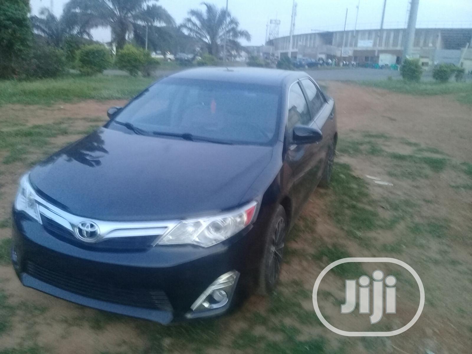 Toyota Camry 2012 Black | Cars for sale in Ibadan, Oyo State, Nigeria