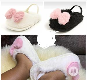 Baby Fur Sandals   Children's Shoes for sale in Lagos State, Lagos Island (Eko)