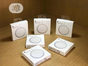 Magnetic Wireless Charger For iPhone 12 Pro Max Magsafe   Accessories for Mobile Phones & Tablets for sale in Lagos State, Ikeja